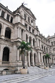 The former Queensland Government Treasury Building, Brisbane — Stock Photo