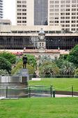 Post square, Brisbane (Australia) — Stock Photo