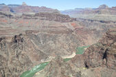 Colorado River from Plateau Point ,South Rim, Arizona — Stock Photo
