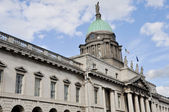 The Customs House in Dublin, Ireland — Foto de Stock