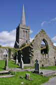 St Marys Parish Church, Athenry, Ireland — Stock Photo