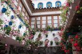 Festival of the Courtyards, Cordoba, Spain — Stock Photo