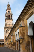 Mosque-Cathedral of Cordoba, Spain — Stock fotografie