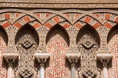Detail of Mosque-Cathedral, Cordoba, Spain — Stock Photo