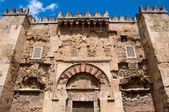 Side gate of Mosque-Cathedral, Cordoba, Spain — Stock Photo