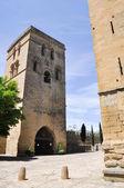 Abacial tower, Laguardia, Alava (Spain) — Stock Photo