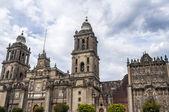 Metropolitan Cathedral, Mexico City — Stock Photo