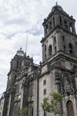 Metropolitan Cathedral, Mexico City — Stock Photo
