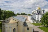 Novgorod Kremlin in Veliky Novgorod, Russia — ストック写真
