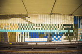 T- Centralen metro station, Stockholm, Sweden — Stock Photo