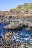 Giant's Causeway, Northern Ireland — Stock Photo