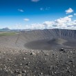 Hverfjall crater in Myvatn area, northern Iceland — Stock Photo #50566671