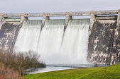Dam over Zadorra river, Basque Country (Spain) — Stock Photo