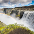 Dettifoss waterfall, Vatnajokull National Park, Iceland — Stock Photo