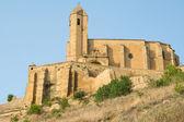 Iglesia de santa maría la mayor, san vicente de la sonsierra — Foto de Stock