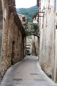 Saint-Guilhem-le-Desert, ancient town in Languedoc-Roussillon — Stock Photo