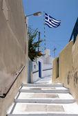Santorini 12 — Foto Stock