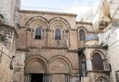 Jerusalén, iglesia del santo sepulcro — Foto de Stock