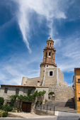 The Alcudia bell tower — Stock Photo