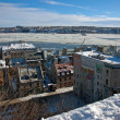 Quebec city — Stockfoto #12512520