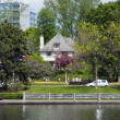 Travel by Rideau Canal - Foto Stock