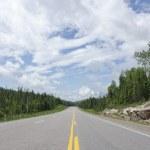 TransCanada highway — Stock Photo #12515679