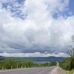 Trans Canada highway — Stock Photo #18580293