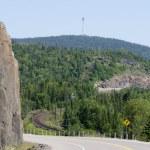 Trans Canada highway — Stock Photo #18580387