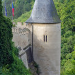 Royal castle Karlstejn — Stock Photo