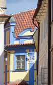 Small street of Prague — Stock Photo