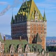 Chateau Frontenac in winter — Stock Photo #39524617