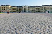 Garden of Schonbrunn Palace — Stock Photo