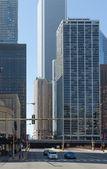 Chicago binalar — Stok fotoğraf