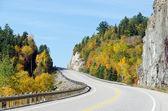 Trans canada highway — Stockfoto
