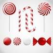 Candy set — Stock Vector #13161569