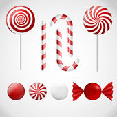 Candy set — Stock Vector