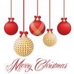 Постер, плакат: Christmas ornaments