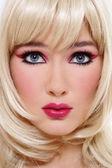 Piękne blond — Zdjęcie stockowe