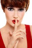 Women secrets — Stock Photo