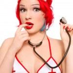 Sexy nurse — Stock Photo #15259899