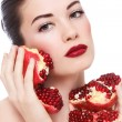 Stock Photo: Organic beauty