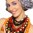 African style - Stock Photo