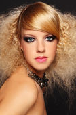Party make-up — Stock Photo