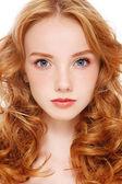 Redhead — Foto de Stock