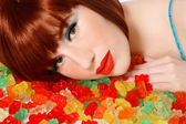 糖果 — 图库照片
