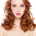 Redhead — Stock Photo #15271461