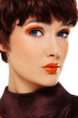 Fancy make-up — Stock Photo