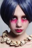 Evil angel — Stock Photo
