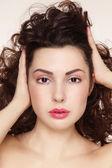 Hair care — Stock Photo