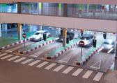 Parkeringsgarage — Stockfoto